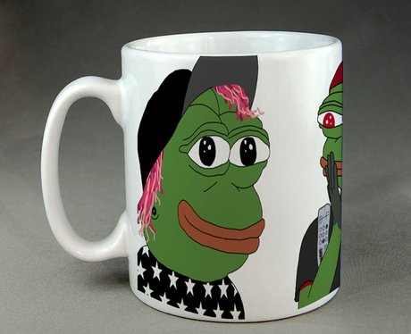Pepe The Frog Twenty One Pilots Mug Meme